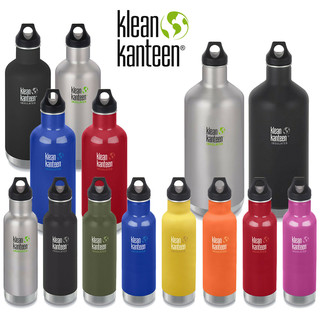 Klean Kanteen Weithalsflaschen Trinkflasche